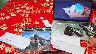 HP pavilion 8th Gen intel core i5 laptop unboxing and reviewBest_editing_laptop_in_BD/ vlogger toma,