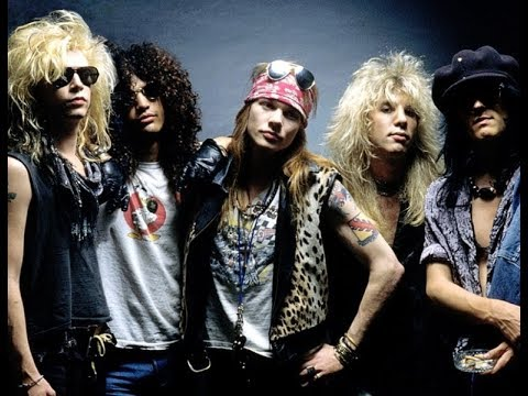 Guns N' Roses - Behind The Music