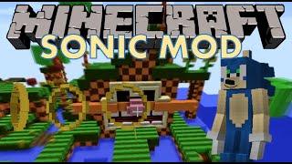 GOTTA GO FAST !! - SONIC MOD Minecraft [FR] [HD]