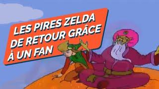 ZELDA : Un fan-remake complet des deux premiers opus sur CD-i !