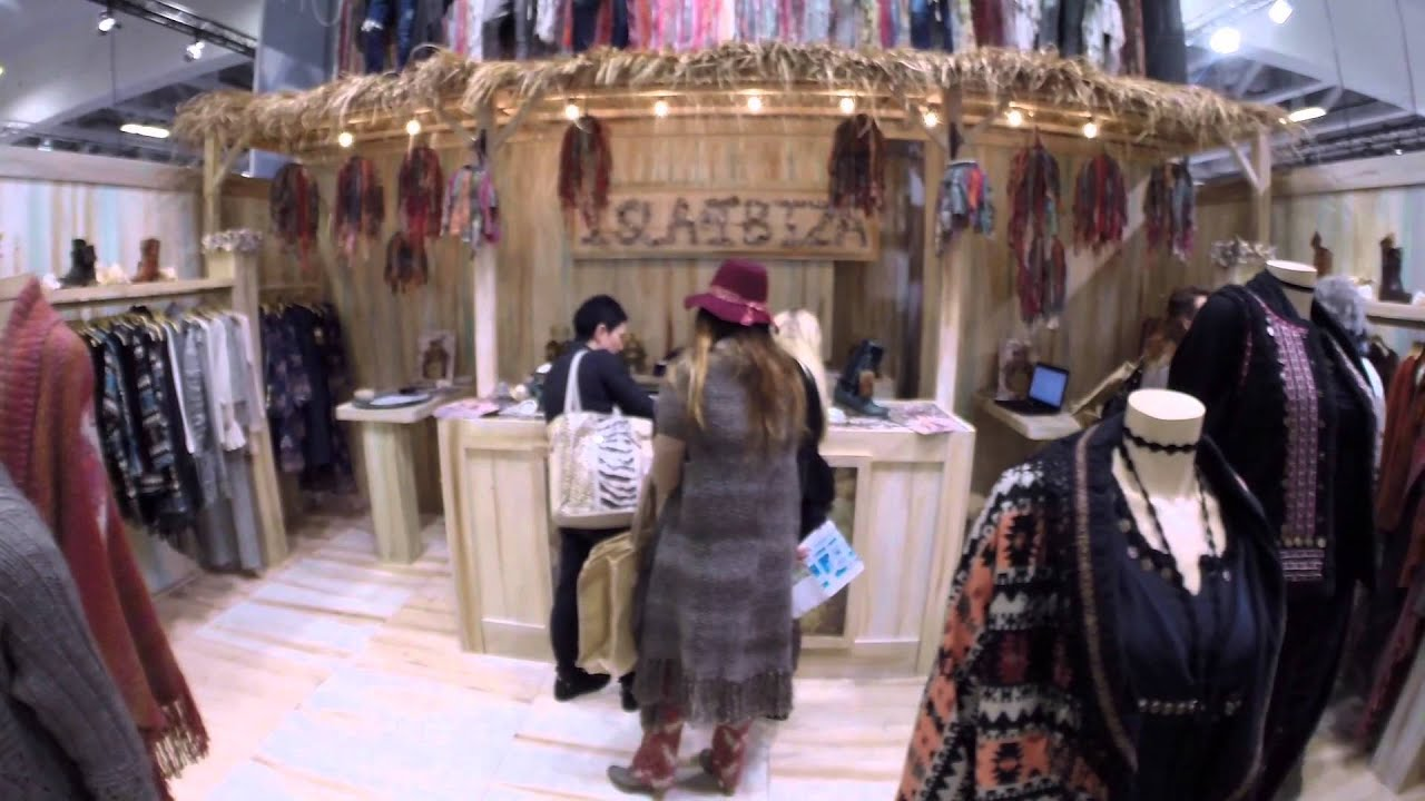 Fashion fair spring colors 2015 and youtube - Isla Ibiza Bonita Fashion Fair Panaroma Berlin 2015