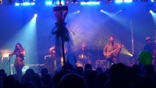 Hot Buttered Rum w/ Allie Kral - Yonder Harvest Festival 10-17-13 HD tripod