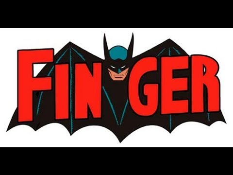 Bill Finger a watchful protector