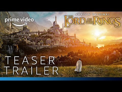 The Lord of the Rings (2022) Amazon TV Series Trailer Concept | Prime Video