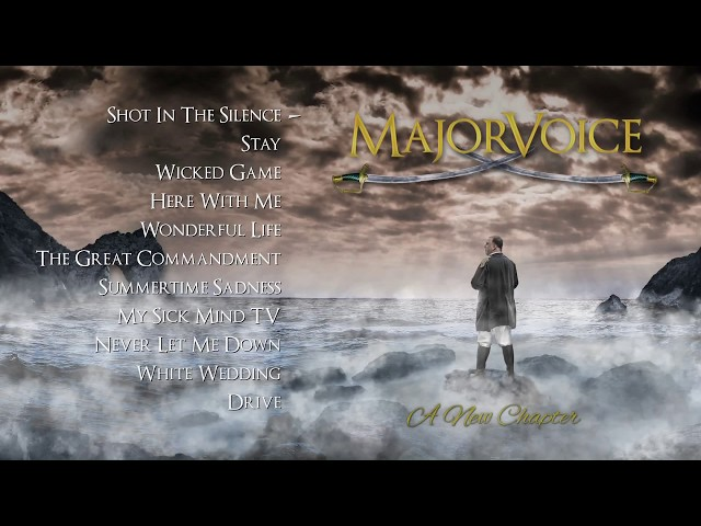 MajorVoice - A New Chapter [Albumplayer]