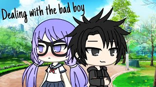 Dealing With The Bad Boy Ep.1  Gachaverse