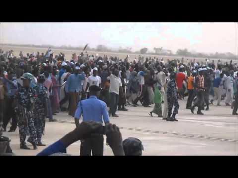 Buhari: Mountain of Integrity Moves Oceans Of Men... Taraba Welcome