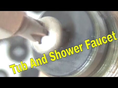 Tub And Shower Faucet Has No Water Pressure 👍👍👍 Youtube