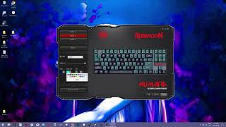 OUTDATED* Redragon kumara k552 RGB ONLY [Driver] software and [How to use] screenshot 3