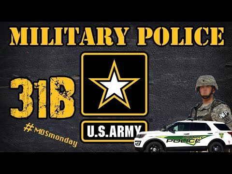 31B Military Police