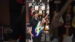 15秒告知チャレンジ!! #Fender 新製品 #PlayerPlus 編 #Shorts
