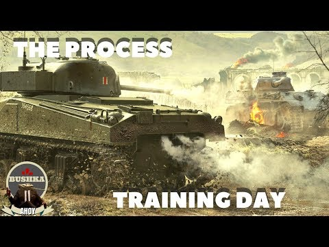 Showing The Process First World of Tanks Blitz