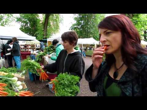 Portland Farmers Market at Shemanski Park - Kimberly Ficklin