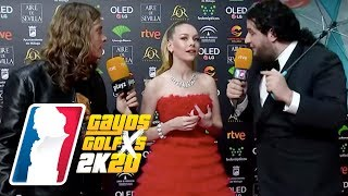 Ester Expósito y Jaime Lorente de ÉLITE | GAYOS GOLFXS
