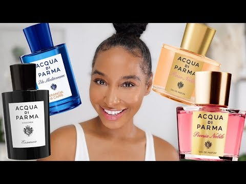 Acqua Di Parma Fragrance Haul!