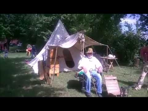 Living History Day- King City Missouri, September 17, 2016