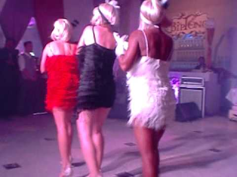 "Dance Queens Entertainment Bkk - 1930 ""s Theme Dance"