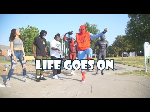 Lil Baby - Life Goes On Ft. Gunna & Lil Uzi Vert (Dance Video) shot by @Jmoney1041