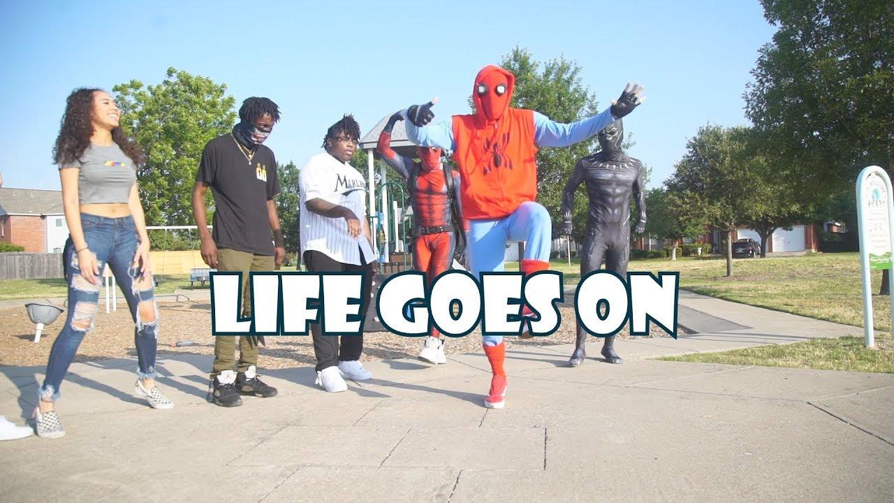 Lil Baby Life Goes On Ft Gunna Lil Uzi Vert Dance Video Shot By Jmoney1041