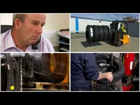 Introduction to TYM International - Tyre Wholesale & Distribution