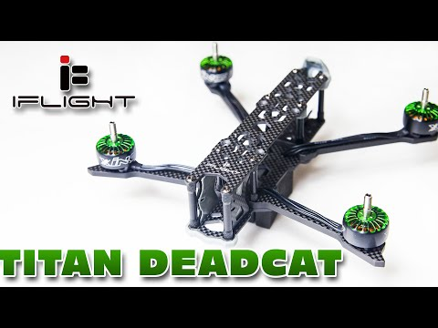 iflight-titan-dc5---custom-build-with-runcam-4k-hybrid---maiden-flight!-2019-12-05