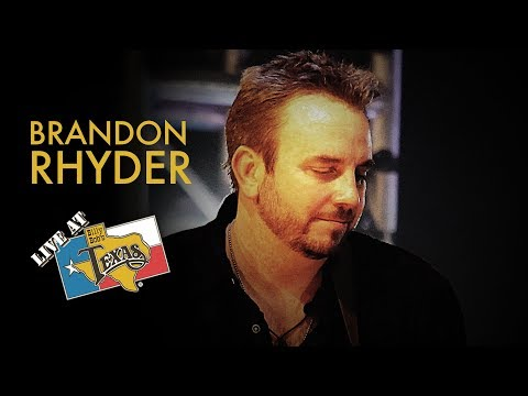 Brandon Rhyder - Let The Good Times Roll [Official Live Video]