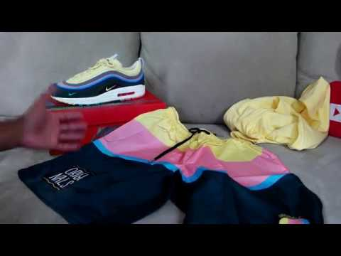 SEAN WOTHERSPOON AIR MAX 97 * PERFECT FIT *