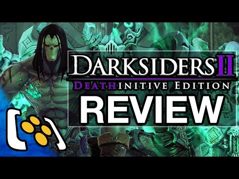 Darksiders 2 Deathinitive Edition Review