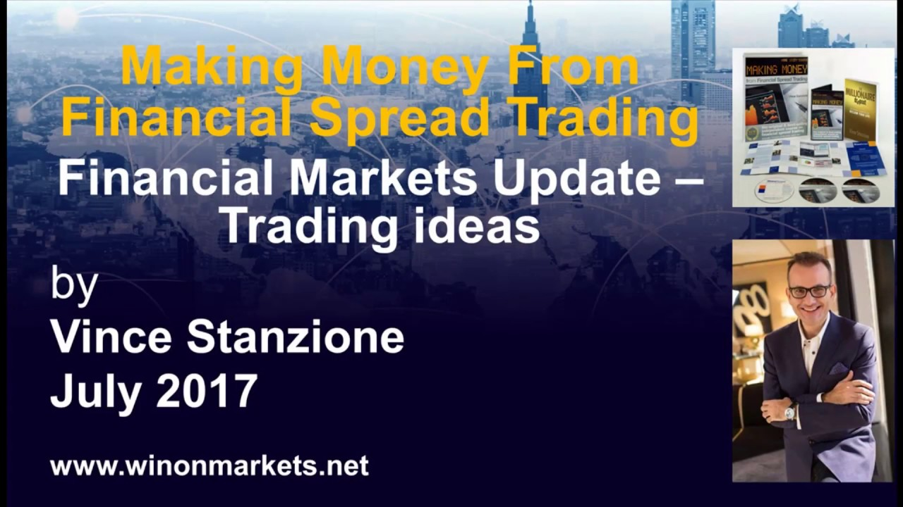 vince stanzione cryptocurrency trading