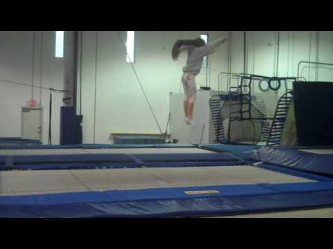 Trampette Barani Gymnastics Drills Videos And Coaching