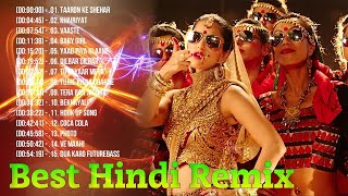 Best Hindi Remix Songs 2021 - Nonstop Dj Party Mix | Latest Bollywood Remix Songs 2021