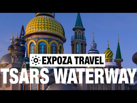 Waterway Of The Tsars Vacation Travel Video Guide