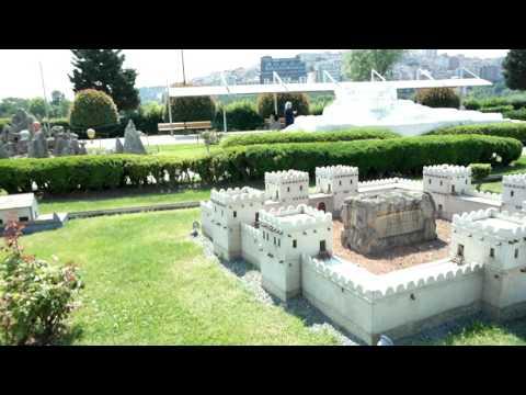 Miniatürk, Efes Celsus, Gök Medrese, Hitit Uygarlığı, Ephesus Celsus Library, Hitit civilization