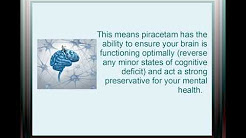 Piracetam - Nootropics for Cognition and Longevity