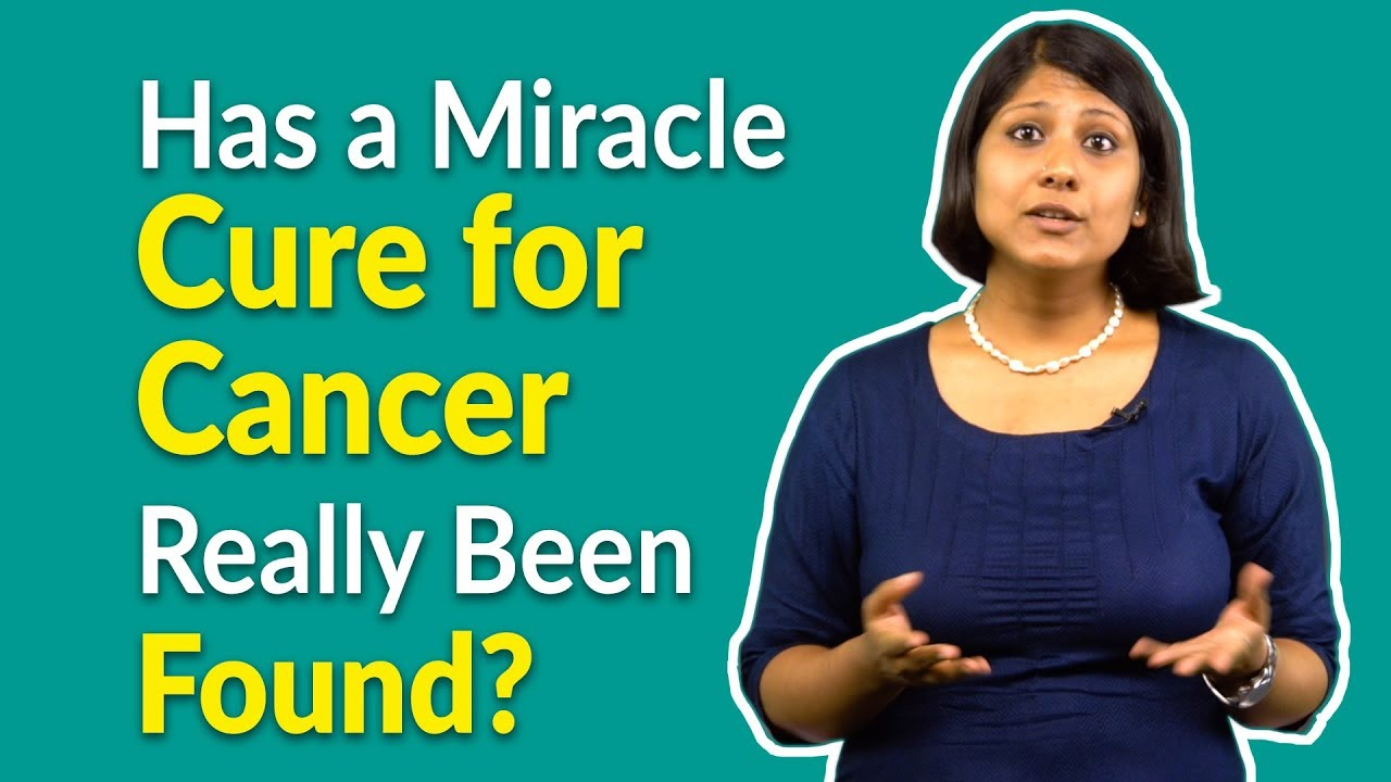 Has a miracle cure for Cancer really been found ? || Factly