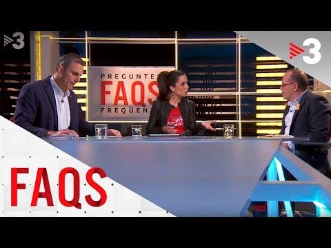FAQS - Javier Ortega (VOX) i Carles Campuzano (PDeCAT), cara a cara
