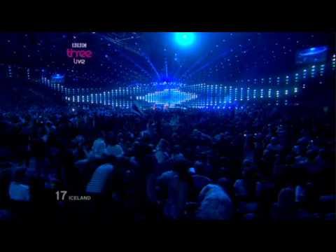*Eurovision 2010* *Semi Final 1* *17 Iceland* *Hera Björk* *Je ne sais quoi* 16:9 HQ