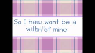 Mindy McCready ~ Guys Do It All The Time Lyrics