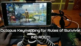 rules of survival using bluestacks