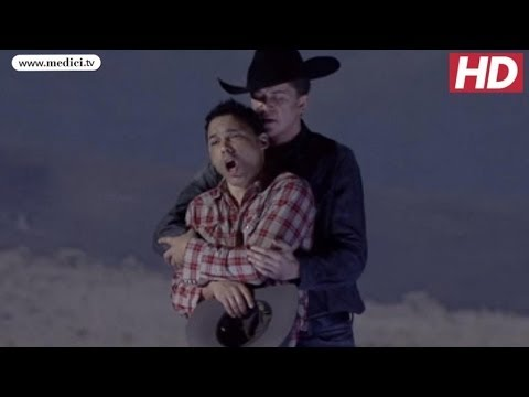 Daniel Okulitch & Tom Randle - Charles Wuorinen - Brokeback Mountain