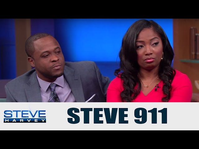 STEVE HARVEY:  The only people that should get married.