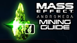 Video MASS EFFECT ANDROMEDA: How To Find Minerals for Crafting! (Basic Elements Mining Guide) download MP3, 3GP, MP4, WEBM, AVI, FLV Agustus 2018