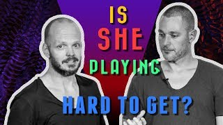 If She Didn't Text Back, Is She Playing Hard To Get? | Fearless Q&A