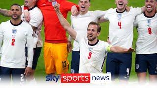 England reach the final of Euro 2020