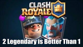 2 Legendary is Better!