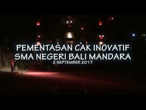 Kecak Inovatif SMA Negeri Bali Mandara