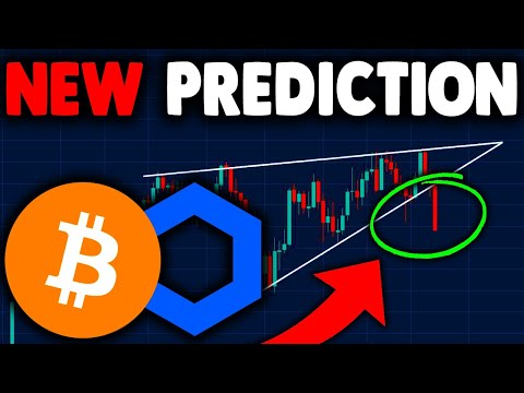 BITCOIN HOLDERS NEED TO SEE THIS!! BITCOIN PRICE PREDICTION & CHAINLINK PRICE PREDICTION (BTC, LINK)