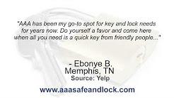 AAA Safe and Lock Company - REVIEWS  Memphis, TN Locksmith Reviews