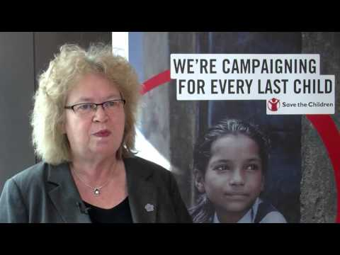 Jean Lambert MEP on child poverty in Europe