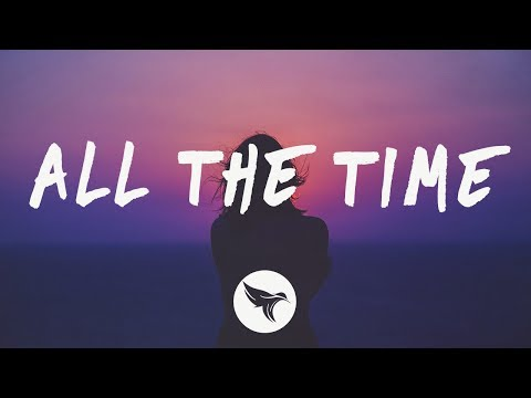 Marc Benjamin - All The Time (Lyrics)
